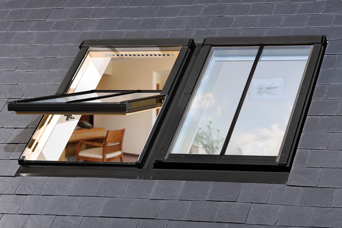 La fenêtre de toit FTT U8 Thermo de Fakro
