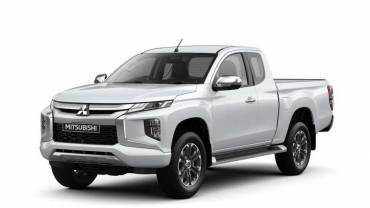 Le pick-up L200 de Mitsubishi Motors