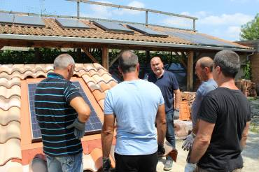 Formation : Modules qualifiants en photovoltaïque par Terreal