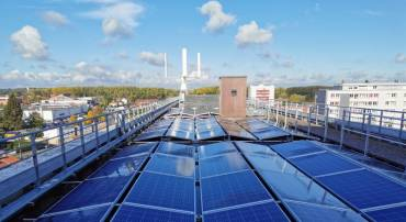 Photovoltaïque : Béthune en plein Reve… électrique