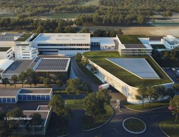 Isolation : 50 millions pour agrandir ISO-Chemie