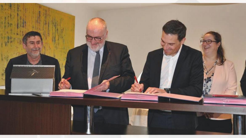 Sécurité : Partenariat Capeb-Dimos pour la prévention
