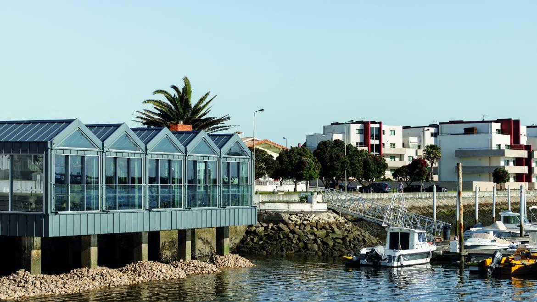 Le zinc prend les voiles au Portugal